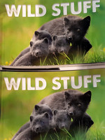 "Cover for the ""Wild Stuff"" Book and several pictures in it"